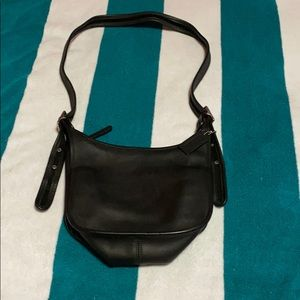 Autentic leather couch bag